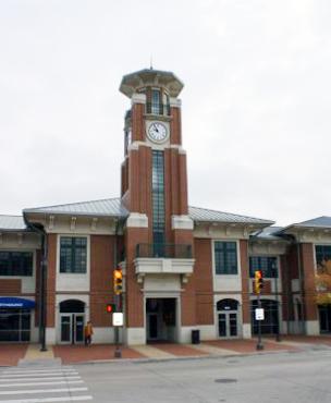 Fort Worth Intermodal Transportation Center