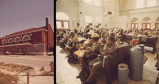 Fort Worth Station, June 1974 - NARA
