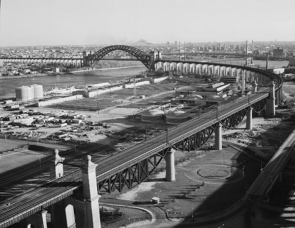 Little Hell Gate Bridge, 1977