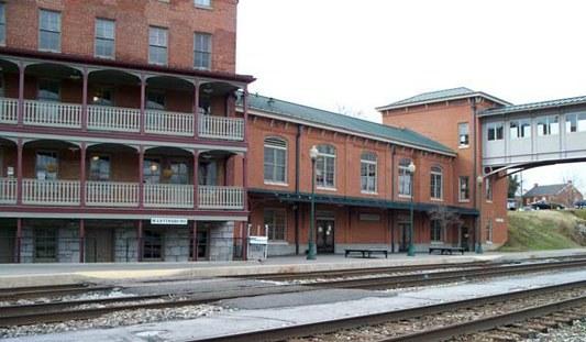 Martinsburg, W.Va., depot, 2007