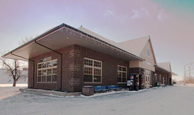 Minot, N.D., station, c. 2012