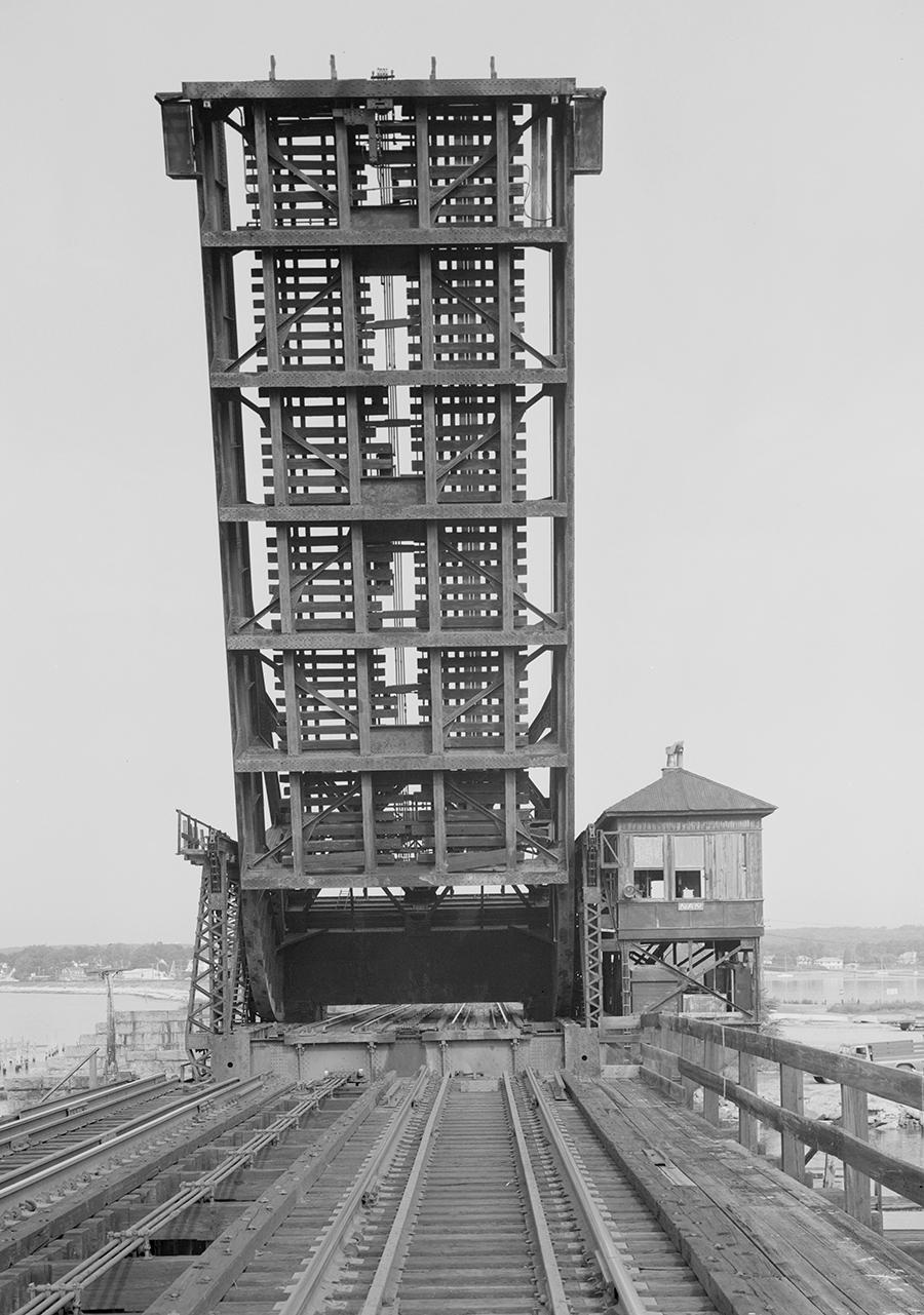 Niantic River Bridge, 1978