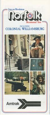 Norfolk Centennial Brochure