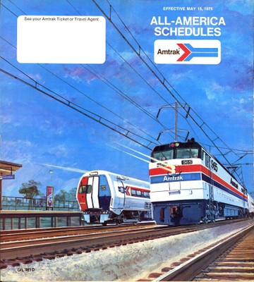 E-60 on May 15 1975 timetable.