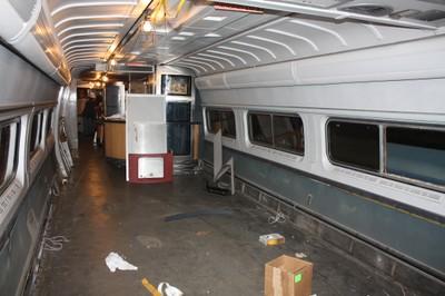 40th anniversary store 85999 interior work amtrak history of america s railroad. Black Bedroom Furniture Sets. Home Design Ideas
