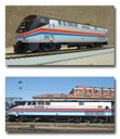 Phase II Livery Comparison