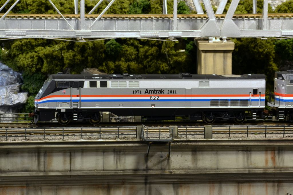 Exclusive Exhibit Train Models--in Action! — Amtrak ...