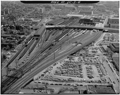 HAER-Washington Union Station