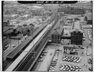 HAER-Wilmington Station