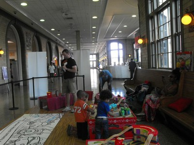 Chuggington Depot at Baltimore