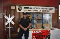 Amtrak Police Officers