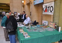 The Kato model trains fascinated many