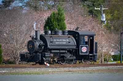 Lehigh Valley locomotive
