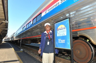 NCDOT Train Host