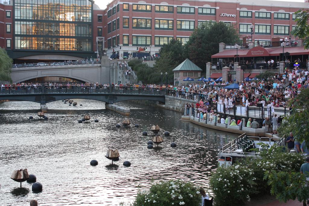 Providence Riverfront