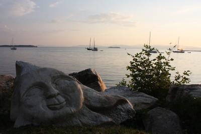 Riverside Sculpture at Burlington