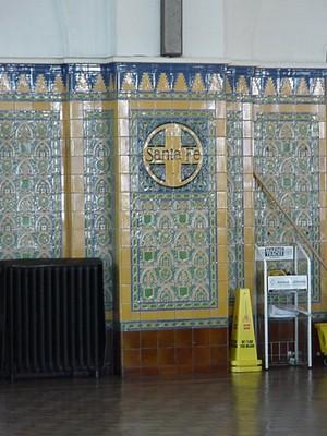 Santa Fe decorative tile