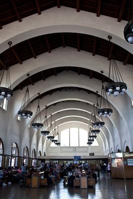 Station Interior San Diego