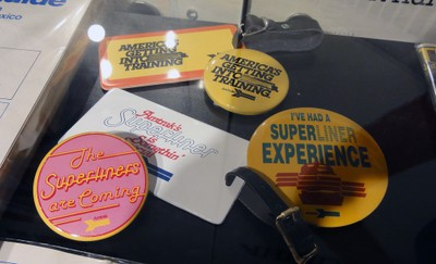 Superliner button display