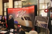 The Talgo display impresses