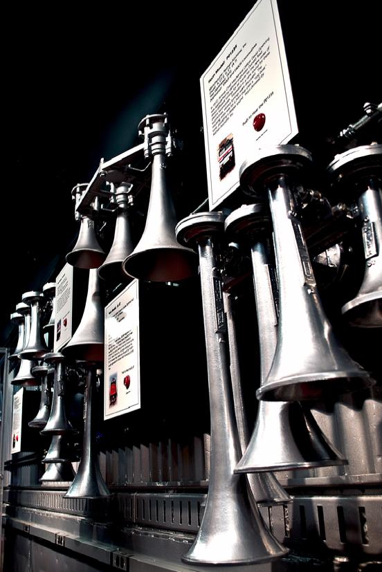Train horns