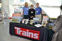 Trains Magazine event partner