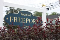 Welcome to Freeport, Maine