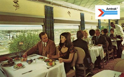 Postcard_Deluxe Dining Car_CL blog