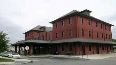 Rocky Mount depot