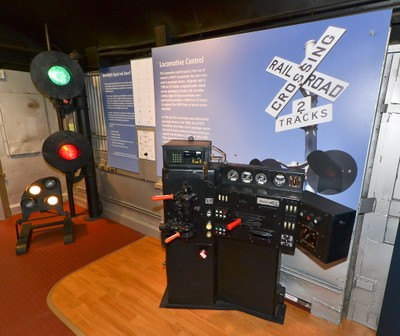 Signals and Engineer stand