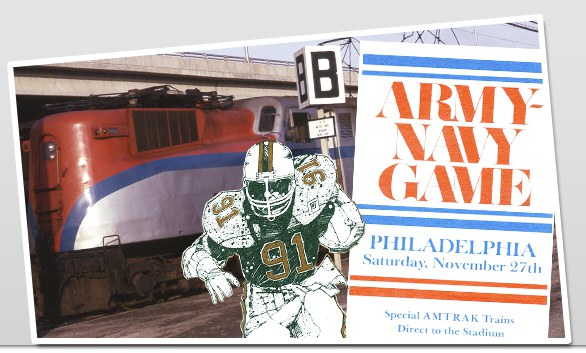 Amtrak's Football Traditions