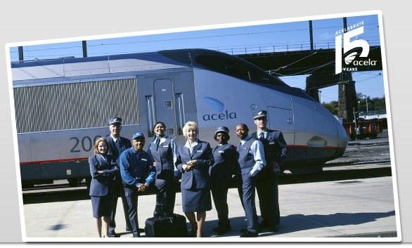 Amtrak's New Look