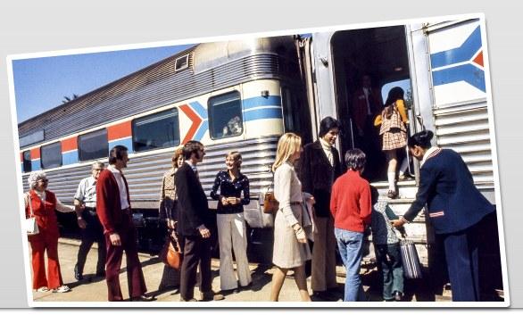 Celebrating Amtrak's 50th Anniversary