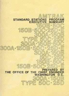 Amtrak Standard Stations Program