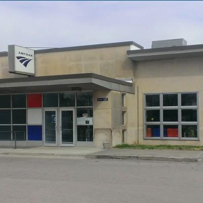Topeka, Kan., depot